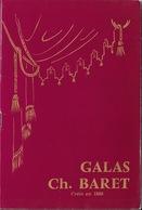 Programme Théâtre Galas Charles Baret - Pièce: Folle Amanda Avec Colette Renard, Mise En Scène De Jacque Charon 1972 - Programmi