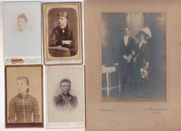 Leuven-louvain Lot 5 Photos 1900 - Anciennes (Av. 1900)