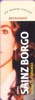 Marque-page °_ Gallimard - La Fille De L'Espagnole - K.Sainz Borgo - 7x18 - Marque-Pages
