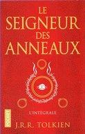 Marque-page °_ Pocket - Le Seigneur Des Anneaux L'intégrale - JRR Tolkien - Carte 10x15 - Marque-Pages