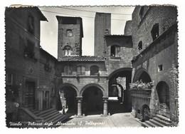 3415 - VITERBO PALAZZO DEGLI ALESSANDRI S PELLEGRINO 1951 - Viterbo