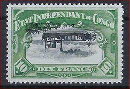 BELGIAN CONGO 1898 ISSUE COB 29C FORGERY / VALS !  Mooie Vervalsing Van Nr. 29C ! Spacefiller ! - 1894-1923 Mols: Ungebraucht