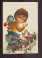 ENFANT ET TRAIN - Szenen & Landschaften