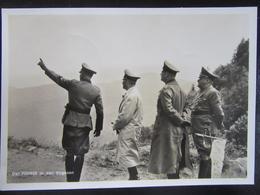 Postkarte Propaganda Hitler In Frankreich 1940 - Photo Hoffmann - Allemagne