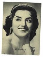 3426 - LINA LANCIA DISCHI PHILIPS 1950 CIRCA - Donne Celebri