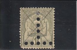 TIMBRES TAXE Timbre De 1888-98  Chiffre Gras  N° 20 Oblitéré - Tunisia (1888-1955)