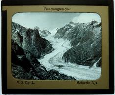 FIESCHERGLETSCHER - SUISSE - Glass Slides