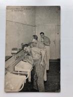 Ak Cp Infirmerie Hopital De Spire Les Lavabos - Guerre 1914-18