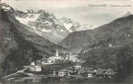 127/FP/20 - AOSTA - VALTOURNANCHE: Panorama - Italia