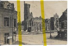 62 PAS DE CALAIS LAVENTIE Canton BEUVRY CARTE PHOTO ALLEMANDE MILITARIA 1914/1918 WK1 WW1 - Laventie