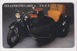 TK 22240 USA - Prepaid - Motorräder