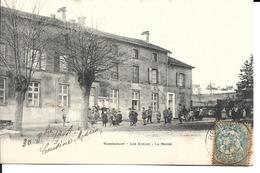 88 - Remoncourt - Les Ecoles - La Mairie - Autres Communes