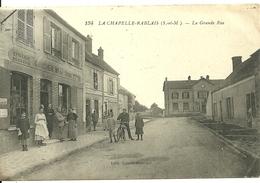 LA CHAPELLE-RABLAIS (77)  - La Grande Rue - Altri Comuni