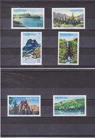 ALBANIE 1965 PAYSAGES Yvert 752-757 NEUF** MNH Cote : 45 Euros - Albanie