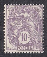 FRANCE  Y&T  N°  233  NEUF ** Valeur 8.00euros - 1900-29 Blanc