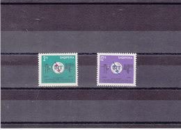 ALBANIE 1965 UIT Yvert 765-766 NEUF** MNH - Albanie