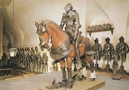Musei Militari - Castel Coira Sopra Sluderno - Val Venosta - Armatura Equestre - - Musei