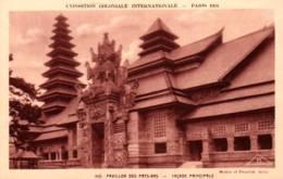 CPA - EXPO COLONIALE Internationale - PARIS 1931 - PAVILLON Des PAYS-BAS ... - Edition Braun Cie - Exhibitions