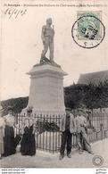 BOURGES MONUMENT DES ENFANTS DU CHER MORTS POUR LA PATRIE 1870-71 1907 TBE - Bourges