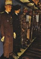 Musei Militari - Francia - Museo De Phalsbourg - Uniformi Ufficiali Francesi  1945 - - Musei