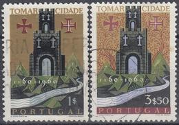 PORTUGAL 1962 Nº 894/95 USADO - Used Stamps