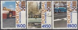 PORTUGAL 1972 Nº 1153/55  USADO - Used Stamps