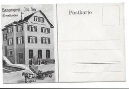 ENNETBADEN - BAUSPENGLEREI JOS.FREY - AG Aargau
