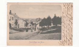 Carte  Saint Leger    Lez Arlon     1901 - Sainte-Ode
