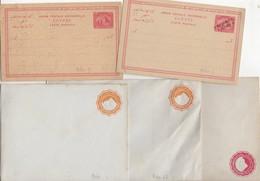 Lot De 12 Enveloppes Et Cartes Entier Postaux D'EGYPTE Neufs - Égypte
