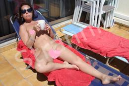 Photo Pin-up Femme Nu – Nude Woman – Foto Frau Nackt Akt FKK-Bild 531 - Pin-up