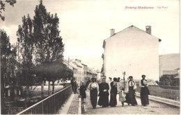 FR66 BOURG MADAME - Verges - Le Pont - Groupe De Catalanes - Animée - Belle - Autres Communes