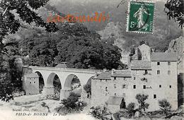 48 - PIED DE BORNE LE PONT - Other Municipalities