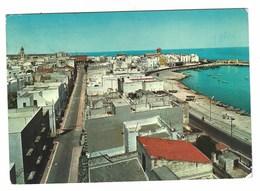 3455 -  MOLA DI BARI PANORAMA E CORSO DI VAGNO 1960 CIRCA - Altre Città