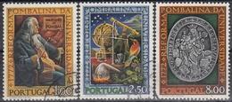 PORTUGAL 1972 Nº 1162/64 USADO - Used Stamps