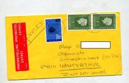 Lettre  Cachet Sur Reine Uno - Storia Postale