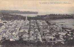 MARTINIQUE - FORT De FRANCE : Vue Générale - CPA  - Antilles West Indies Caribbean Caraïbes - Fort De France
