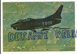 Fiat G. 91 R En Vol Da Fotocolor Kodak Ektachrome - 1946-....: Ere Moderne