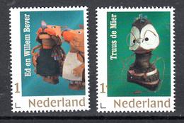 Nederland 2019 Nvph Nr ??. Mi Nr ?? :'Fabeltjeskrant Met Ed En Willem Bever + Truus De Mier - Neufs