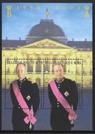 België/Belgique - Blok's/Blocs 2003 Xx Postfris - Neuf - BL105xx. - Blocks & Sheetlets 1962-....