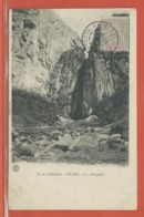 REUNION CARTE POSTALE AFFRANCHIE DE 1900 DE POINTE DES GALETS - Réunion (1852-1975)