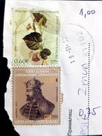 2010, 2017 Flora, Flowers, Historical Heritage, Montenegro, Used - Montenegro