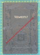 Huwelijksboekje Antwerpen - Mahieu-Bonnet 1953 - Mariage