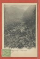 REUNION CARTE POSTALE AFFRANCHIE DE 1903 DE SAINT DENIS POUR PARIS FRANCE - Réunion (1852-1975)