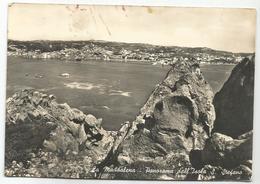 V4111 La Maddalena (Sassari) - Panorama Dall'Isola Di Santo Stefano / Viaggiata 1962 - Andere Steden