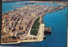 TARANTO - VEDUTA AEREA - VIAGGIATA 1974 - Taranto