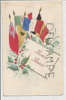 Drapeaux Des Alliés. - Patriottiche