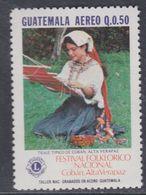 Guatemala PA N° 821 XX Festival Folklorique National ( II ),  Sans Charnière, TB - Guatemala