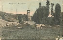 42 Regny Mines De Charbon   Réf 2064 - Other Municipalities