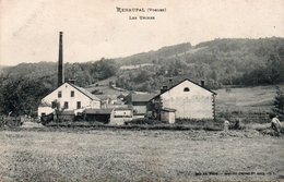 REHAUPAL-88-USINES- - France