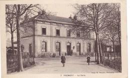 Nièvre - Prémery - La Gare - France